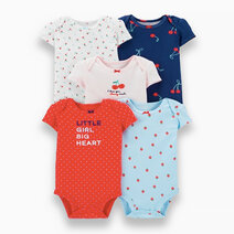 Carter s 5 piece bodysuit set   1h357310 %285%29