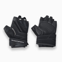 Fitness athletics wrapped gloves medium