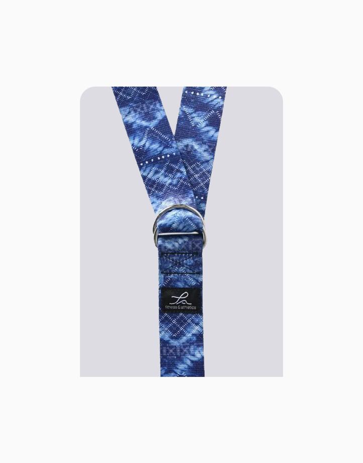 Fitness & Athletics Yoga Strap by Fitness & Athletics  | Sapphire Blue
