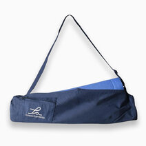 Fitness athletics yoga bag navy blue