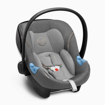 Re cybex aton lavastone black car seat 1