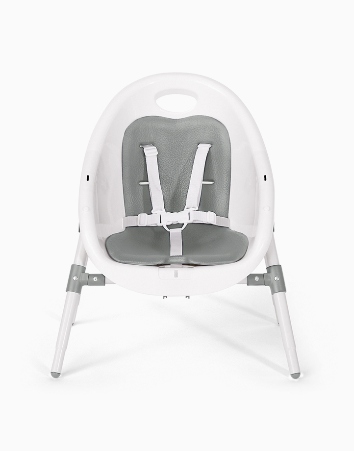 Hi Lo Bop Highchair by Mamas and Papas | Grey