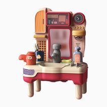 Re childrens wash table red