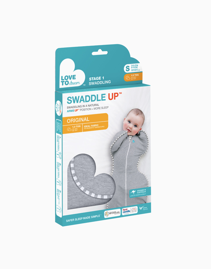 Swaddle UPª 1.0 TOG Original Grey by Love to Dream | S