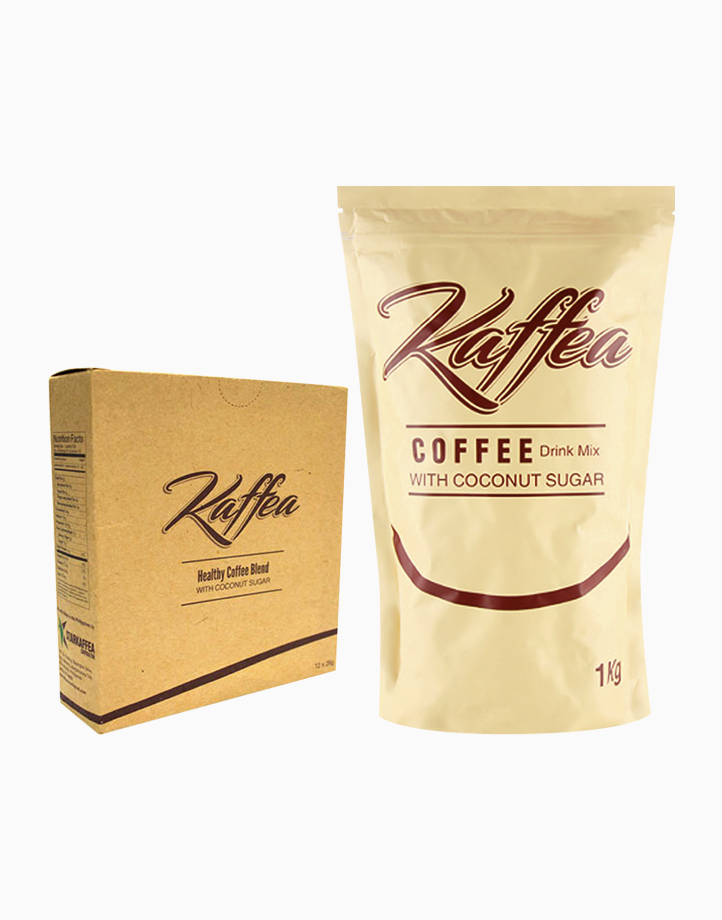 Kaffea Coffee Bundle by Kaffea Healthy Coffee Blend