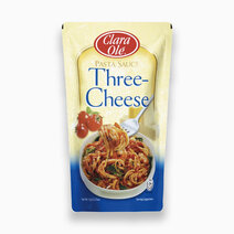 Clara ole three cheese pasta sauce 1kg