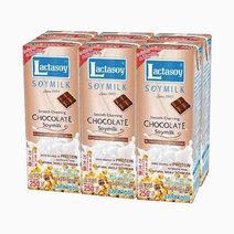 Chocolate soy milk 250ml x 6
