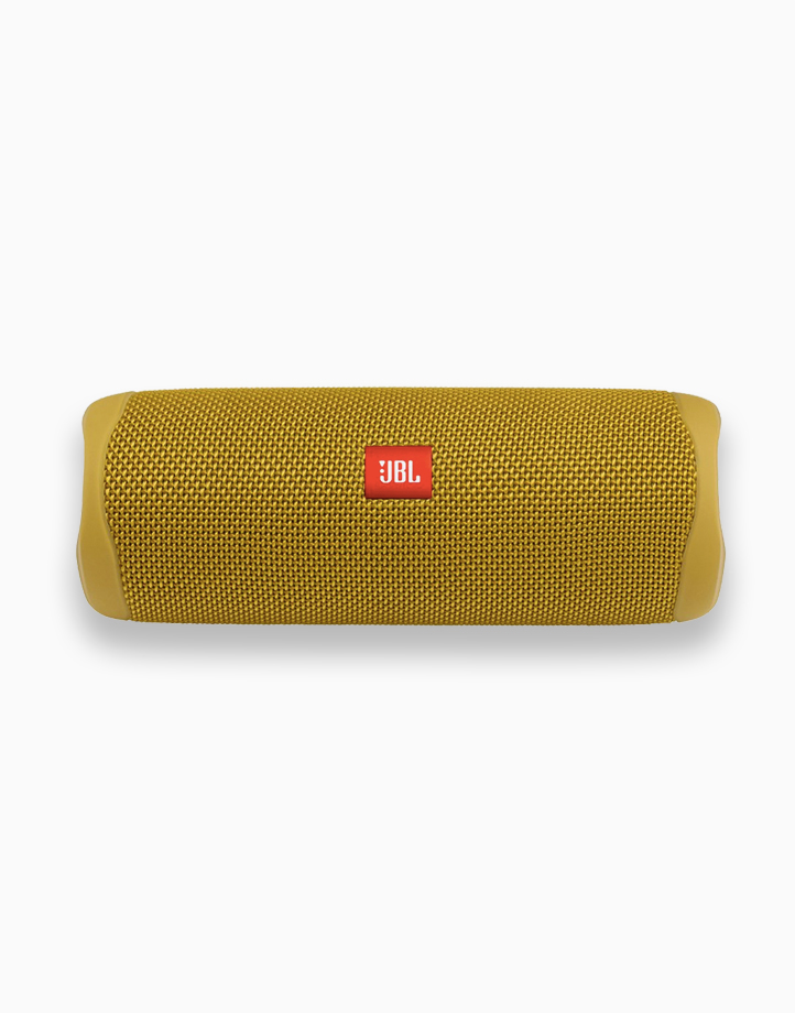 Flip 5 Portable Bluetooth Speaker by JBL | Yellow