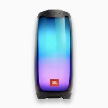 Pulse 4 portable bluetooth speaker black