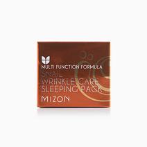 Wrinkle Care Sleeping Pack by Mizon