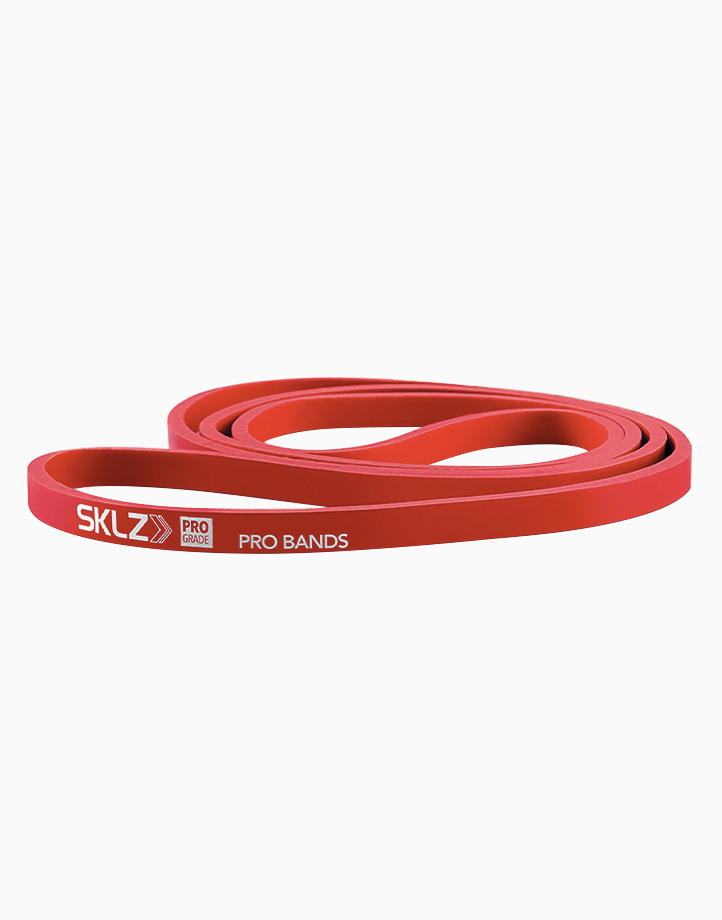 Pro Bands - Medium Resistance Bands (40-80lbs) by SKLZ