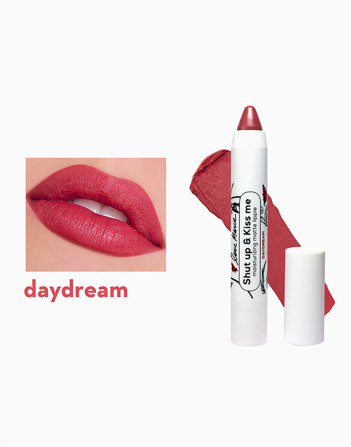 Happy Skin x Love Marie Shut Up & Kiss Me Moisturzing Matte Lippie by Happy Skin | Daydream