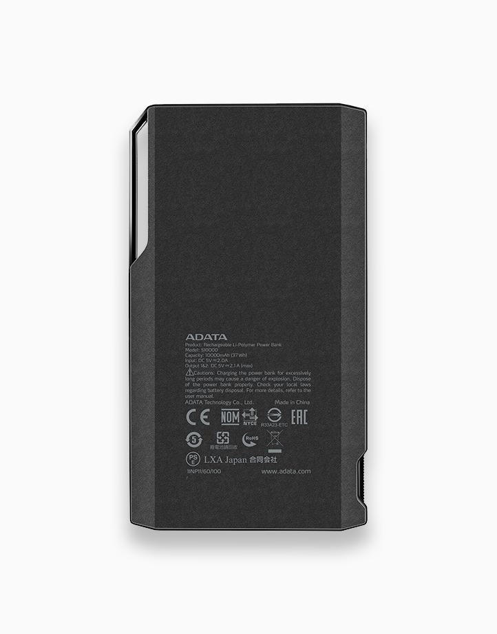 S10000 Power Bank by Adata   Black