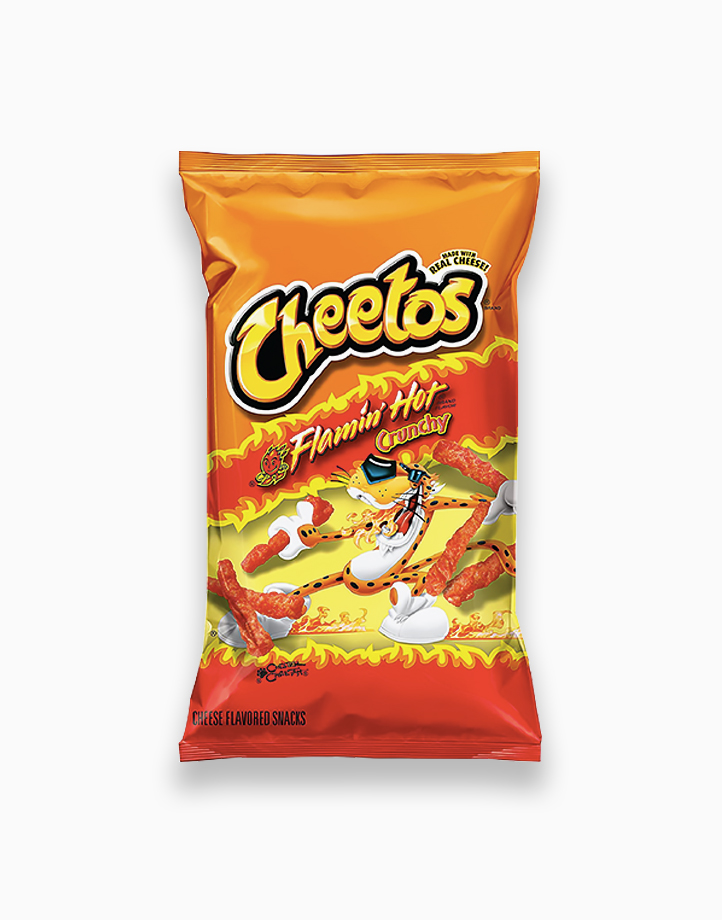 Cheetos Flamin' Hot Chips (226g) by Frito Lay
