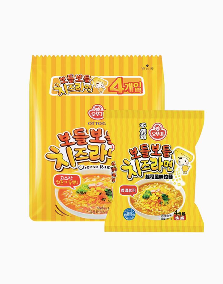 Korean Cheese Ramen Pouch by Ottogi