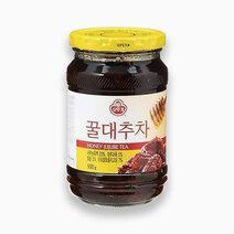 Honey Jujube (Red Dates) Tea 500g by Ottogi