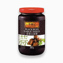 Black bean with garlic sauce 368g