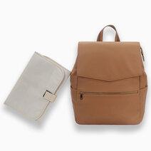 Posh baby bag brown