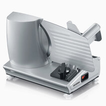 Severin electric universal slicer  silver