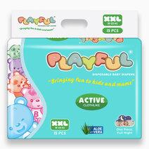 Playful active clothlike xxl 15s