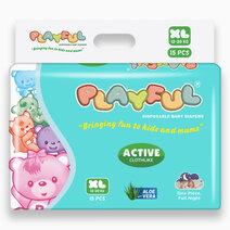 Playful active clothlike xl 15s