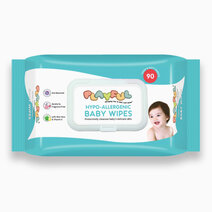 Playful hypo allergenic baby wipes 90s