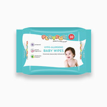 Playful hypo allergenic baby wipes 30s