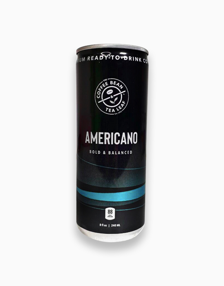 The Coffee Bean & Tea Leaf Americano 240ml (1 case) by The Coffee Bean & Tea Leaf