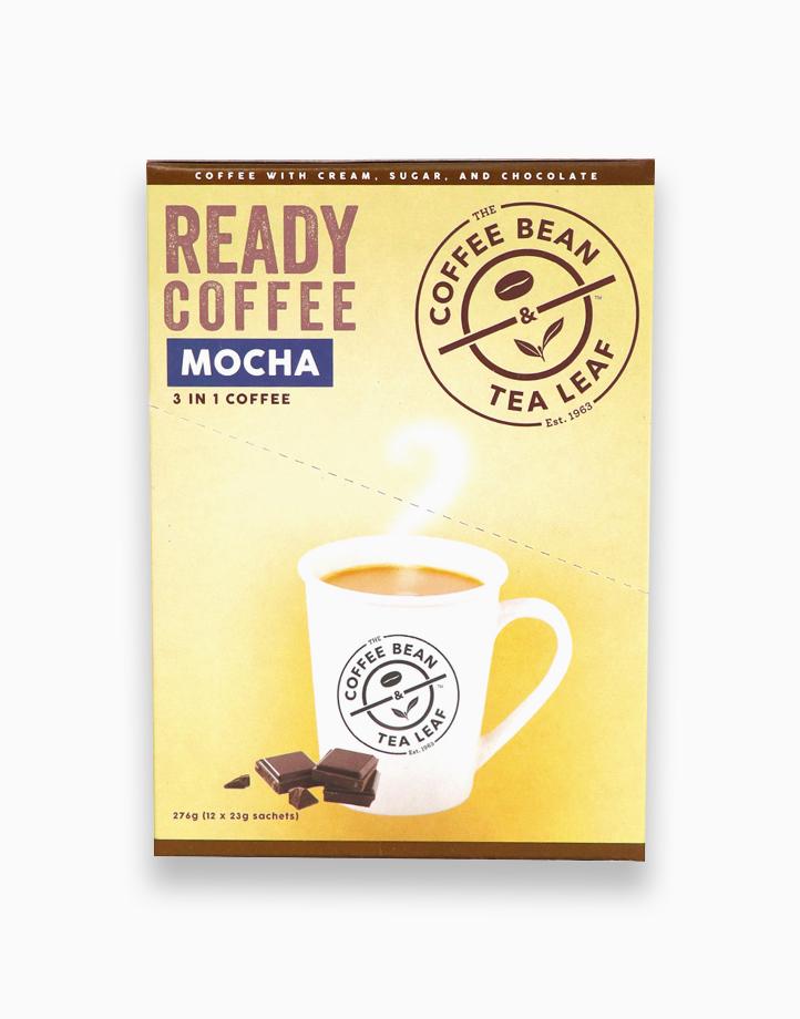 The Coffee Bean & Tea Leaf¨ Ready Coffee Mocha 23g (2 boxes) by The Coffee Bean and Tea Leaf