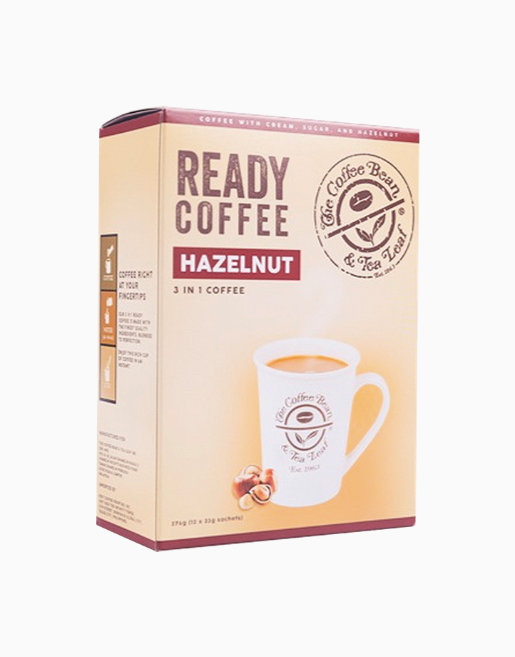 The Coffee Bean & Tea Leaf¨ Ready Coffee Hazelnut 23g (2 boxes) by The Coffee Bean and Tea Leaf
