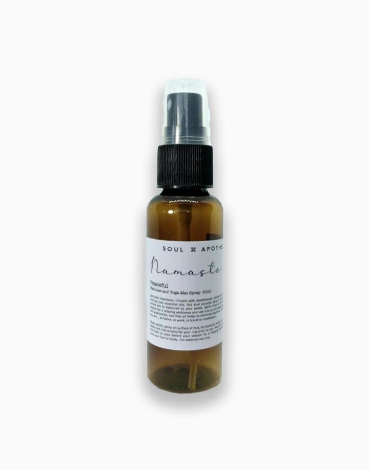 Namaste Wellness & Yoga Mat Spray (50ml) by Soul Apothecary | Peaceful