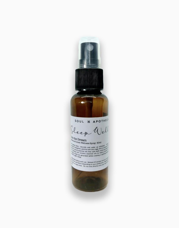 Sleep Well Room and Linen Wellness Spray (50ml) by Soul Apothecary | Into the Dream