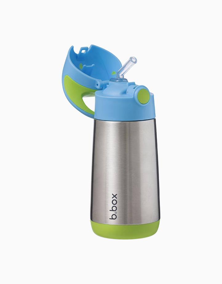 Insulated Drink Bottle (12oz) by b.box   Ocean Breeze