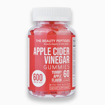 ACV Gummies w/ the Mother (600mg, 60 Gummies) by The Beauty Peptides