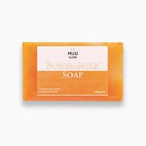 39208 papaya milk soap