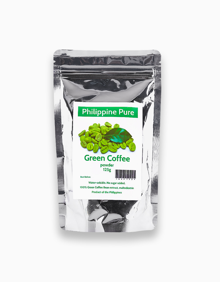 Green Coffee Powder (125g) by Philippine Pure