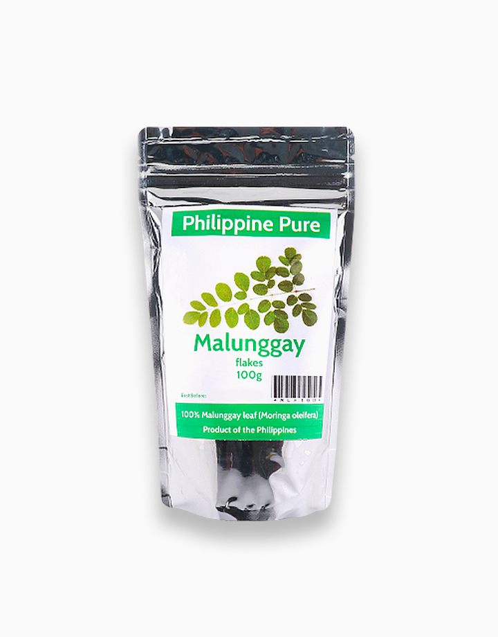 Malunggay Flakes (100g) by Philippine Pure