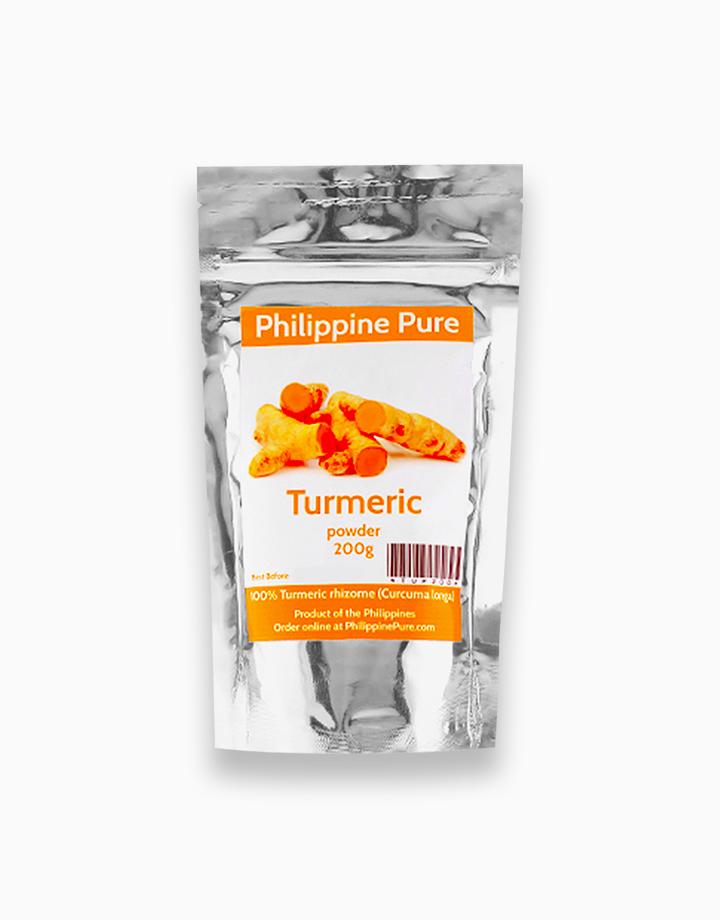Turmeric Powder (200g) by Philippine Pure