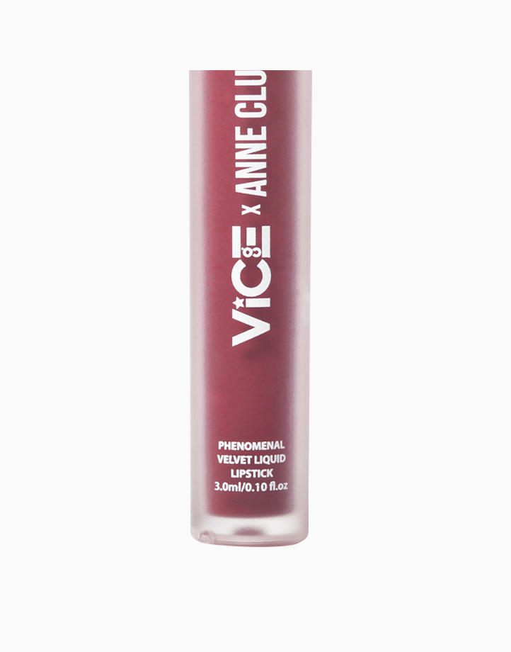 Vice Cosmetics x Anne Clutz Phenomenal Velvet Liquid Lipstick by Vice Cosmetics | Beke Nemen