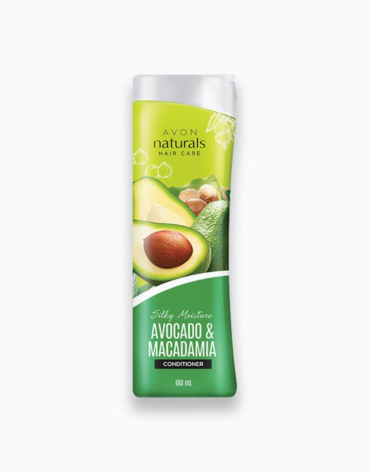 Naturals Avocado Macadamia Conditioner (180ml) by Avon