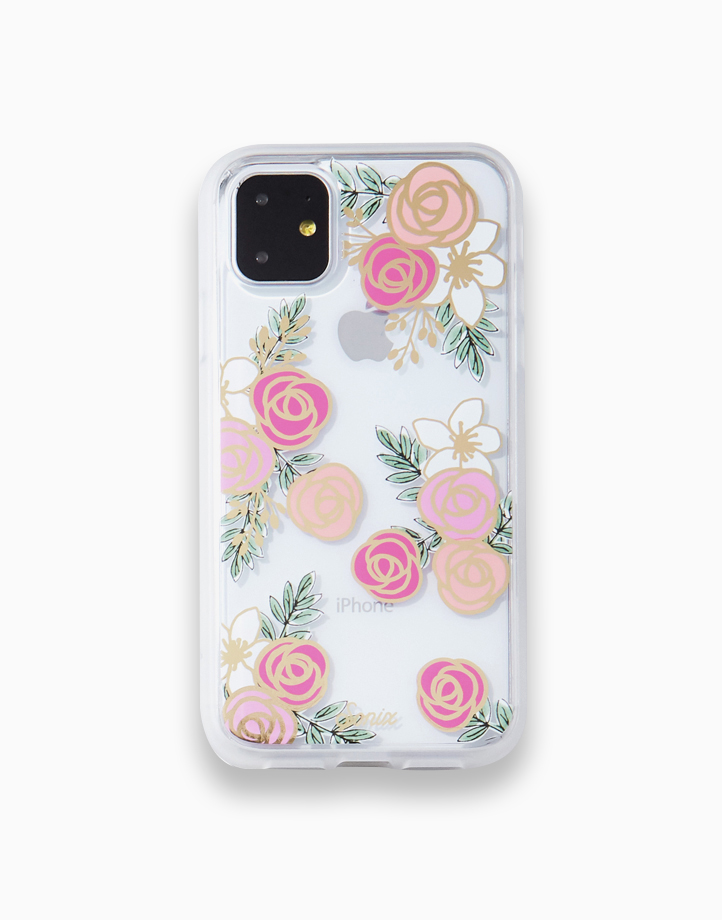 Clear Coat Case for iPhone 11 Pro Max by SONIX   Gatsby Rose
