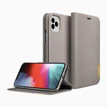 Re laut prestige folio for iphone 11 pro max taupe 3
