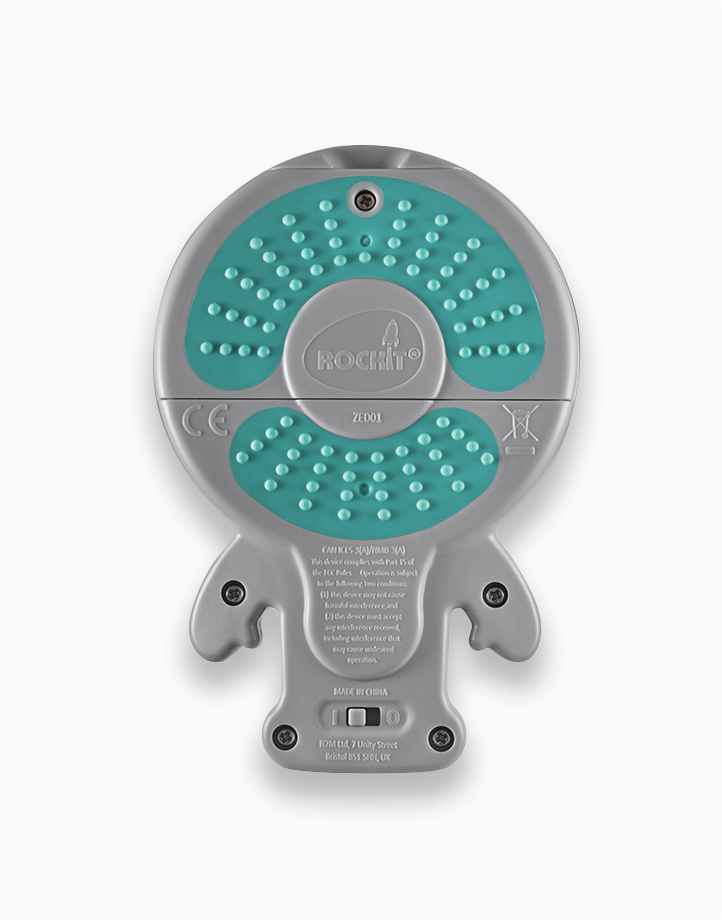 Zed Vibration Sleep Soother and Night Light by Rockit