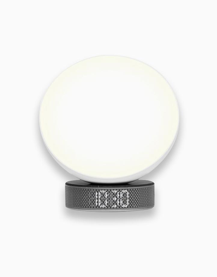 Miami Sunrise - Sunlight Simulator Alarm Clock by Lexon | Black Marble