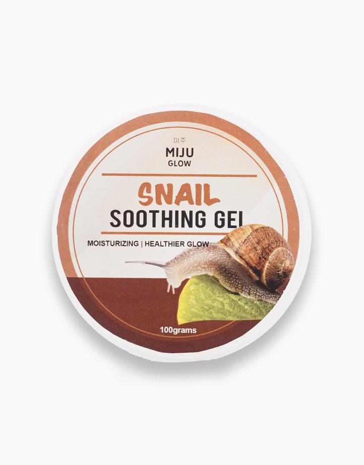 Snail Soothing Gel by Miju Glow