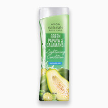 Re naturals green papaya and calamansi shower gel 200ml   restage 2020