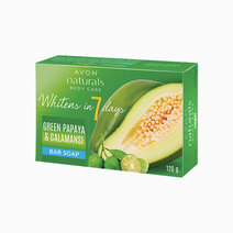 Re naturals green papaya and calamansi bar soap 120g   2020 restage