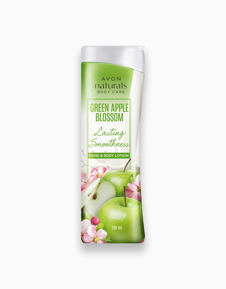 Naturals Green Apple Blossom Hand and Body Lotion (200ml) by Avon
