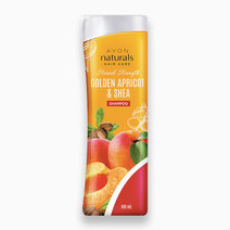 Re naturals golden apricot and shea shampoo 180ml   restage 2020