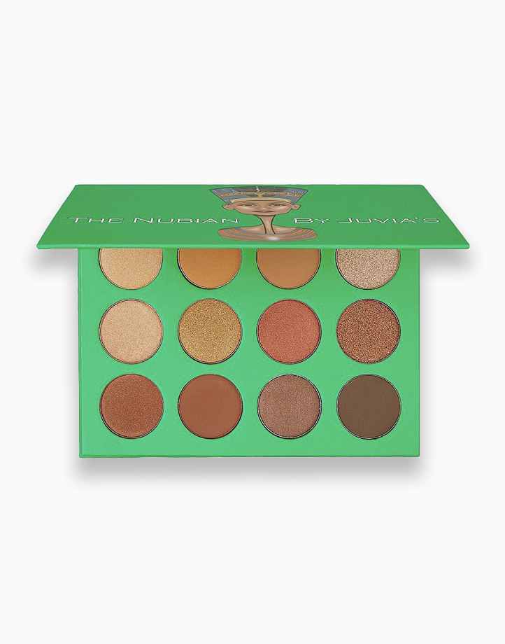 The Nubian Eyeshadow Palette by Juvia's Place